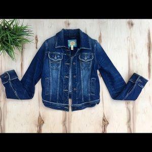 Abercrombie & Fitch jean jacket